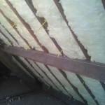 isolation toit maule