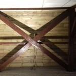 doublage de murs avec du bois