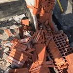 demolition acrotere meudon