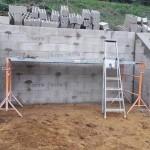 Mur de soutènement Aigremont 78-10