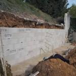 Mur de soutènement Aigremont 78-11