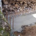 Mur de soutènement Aigremont 78-13