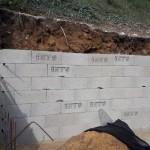 Mur de soutènement Aigremont 78-16