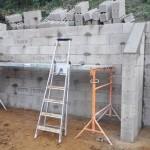 Mur de soutènement Aigremont 78-9