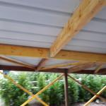 abri voiture toit