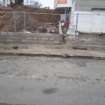 mur clôture sannois