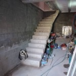 ragréage escalier 78