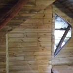 isolation de murs avec du bois