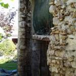 demolition mur poissy