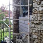 reconstruction en parpaing yvelines