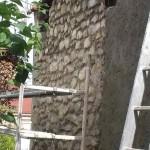 refection joint en ciment poissy
