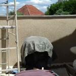 reconstruction mur parpaing poissy