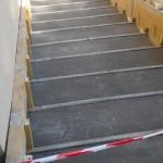 escalier beton gaillon sur montcient