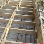 coffrage escalier beton 78