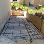 coffrage escalier beton