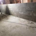 construction mur clamart