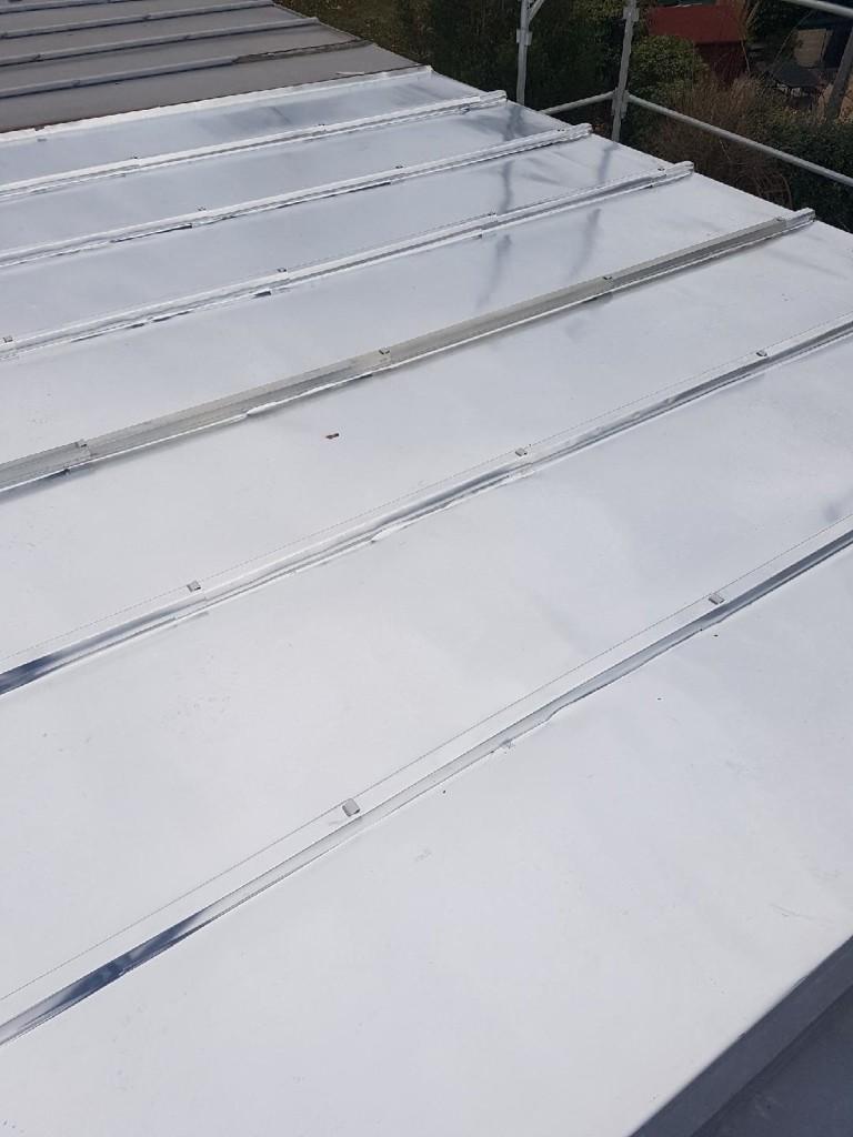 Terrasson zinc Maisons-Laffitte (78)