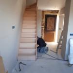 ragréage escalier yvelines