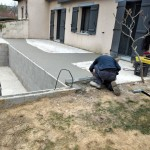spa de nage construction