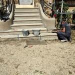 étanchéité escalier garches