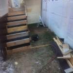 construction escalier colombes